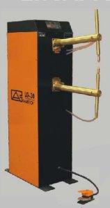 Figura 28 – Máquina de solda ponto.