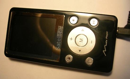 Figura 1 - MP3 defeituoso.