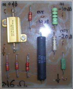 Figura 5 – Lado dos componentes da PCI.