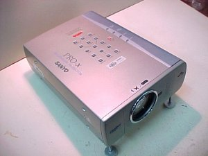 Figura 14 – Projetor Sony PLC-SU20E.
