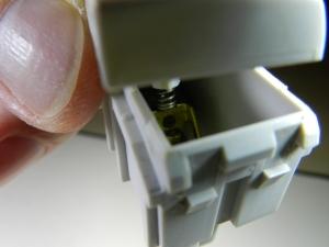 Figura 7 – Tecla pronta para encaixar.