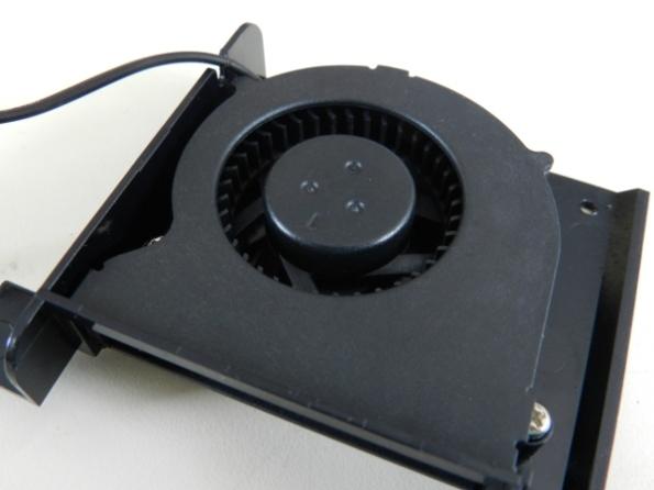 Figura 11 – Ventoinha da fonte do XBOX 360S, que fica na tampa.