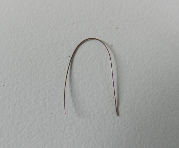 Figura 26 – Fusível improvisado.