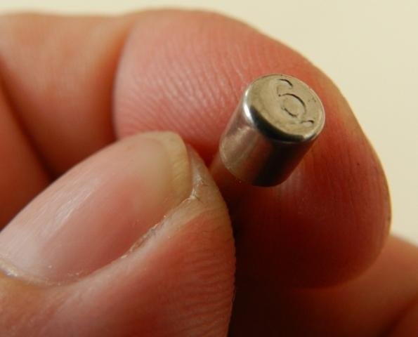 Figura 29 – Fusível de 6A comprado no comércio local.