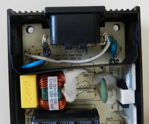 Figura 36 – Placa de circuito impresso pronta para o fechamento.