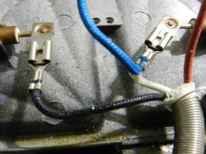 Figura 10 – Detalhe das conexões da chapa inferior.