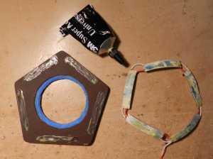 Figura 22 – Remontagem dos LEDs I.