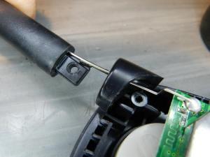 Figura 12 – Detalhe 1 da montagem da antena.