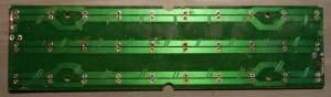 Figura 11- Recorte na placa de LEDs.