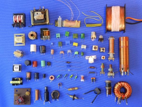 Figura 4 – Indutores diversos.