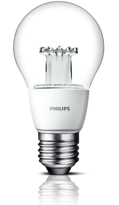 Figura 51 – Lâmpada Philips, modelo Clear LED. Fonte: Philips [147].