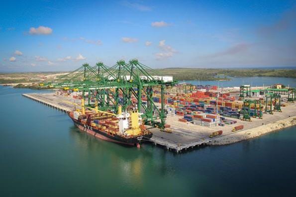 Figura 2 – Porto de Mariel I, Cuba. Fonte: Granma [4].