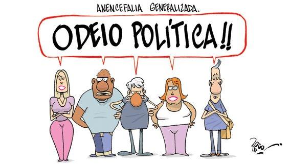 Anencefalia - Política