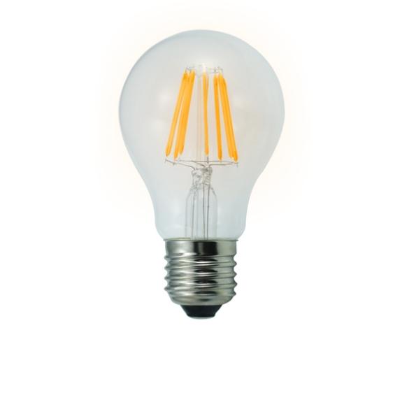 Figura 108 – Lâmpada de filamento LED da YunSun, modelo de 7W, com IRC 90. Fonte: YunSun [281].