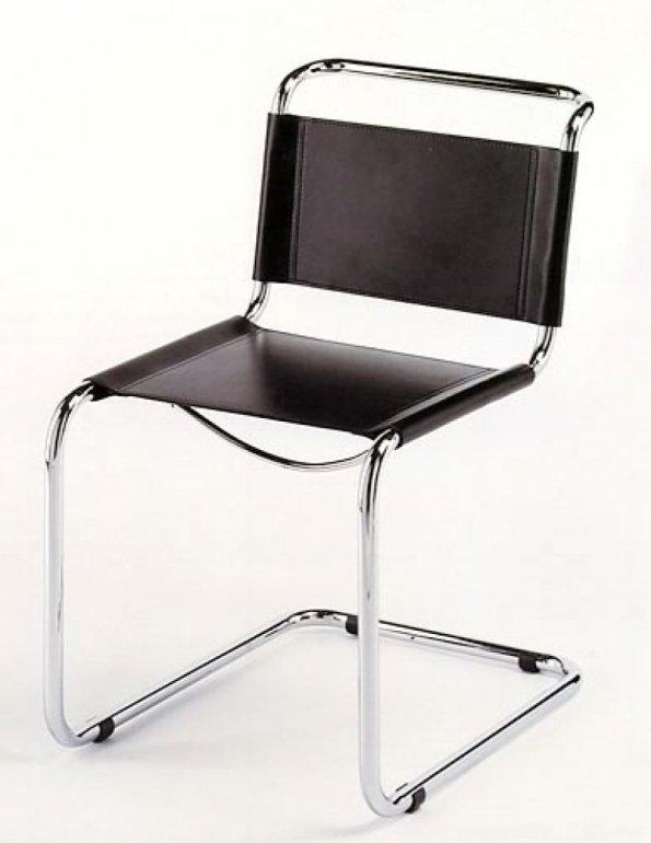Figura 133 – Cadeira S 33, de Mart Stam, 1926. Fonte: Bauhausitaly [412].