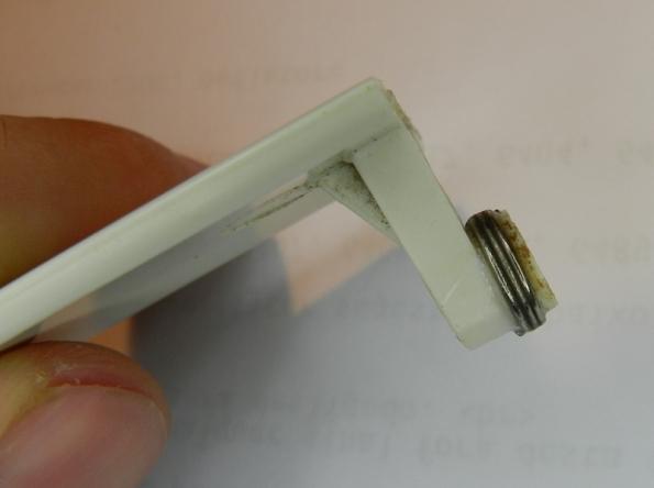 Figura 6 – Vista da parte colada I.