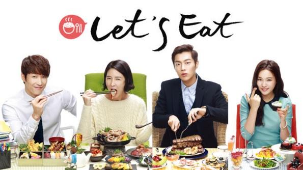 Fig. 2 – Let's Eat, primeira temporada na Netflix. Fonte: Blog Vamos Falar Disso [4].